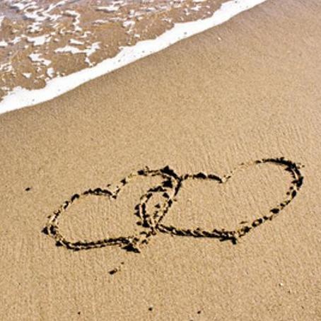 Der richtige Ort ist wichtig - zum Beispiel eine Hochzeit am Strand