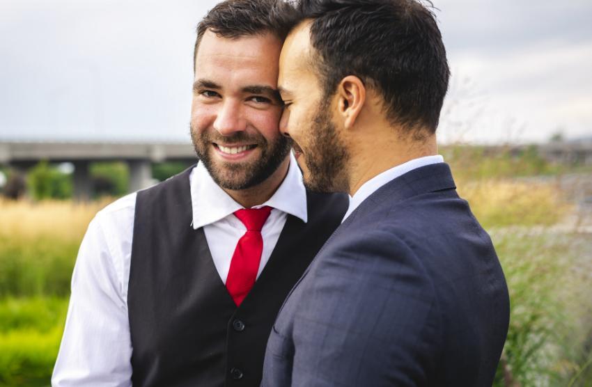 Partnerringe für gleichgeschlechtliche Paare?