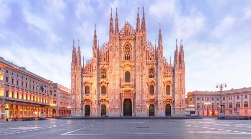 Die Romantik der Renaissance erleben auf dem Piazza del Duomo