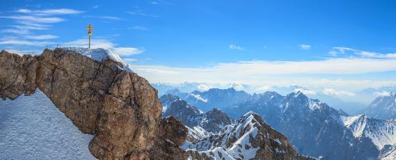 Zugspitze - Heiraten auf der Zugspitze