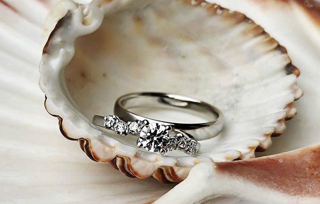 Ein schöner Verlobungsring macht den Antrag perfekt