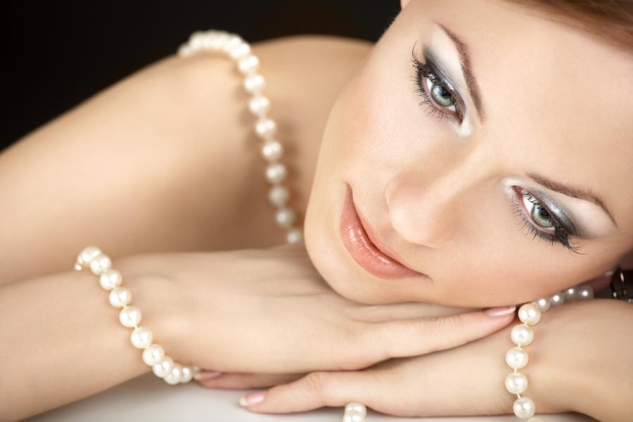 Perlen sind angesagt