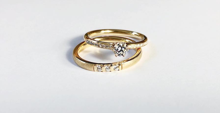 2 wunderschöne Verlobungsringe von verlobungsring.de