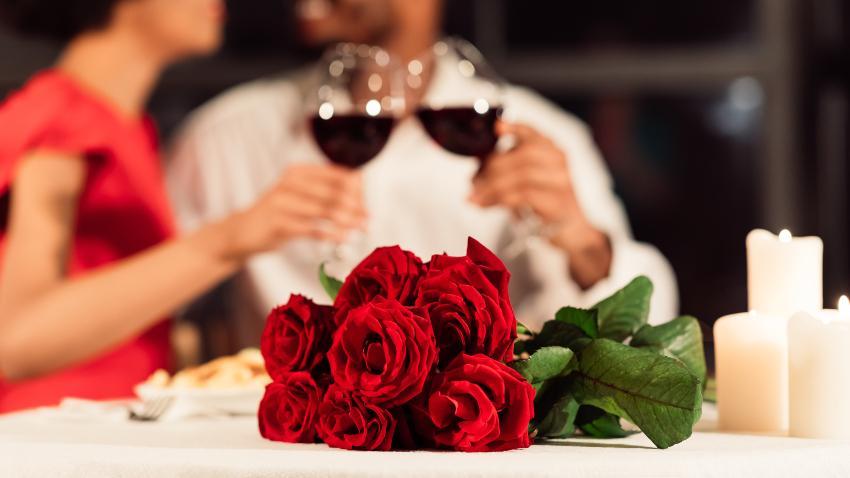 Valentinstag - romantische Ideen