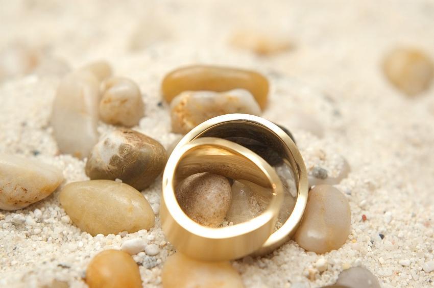 Asymmetrische Eheringe - angesagte Ringe