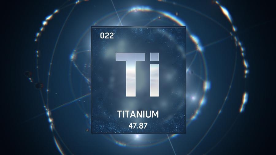 titanium-element