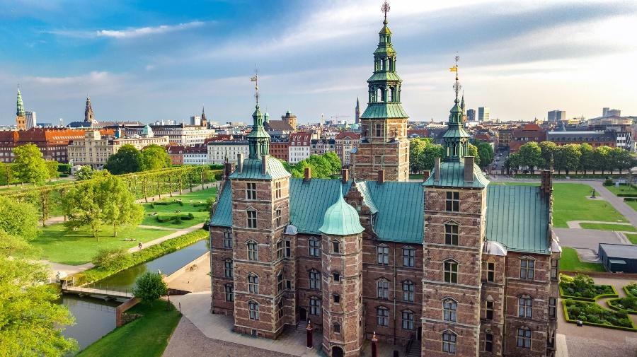 Schloss Rosenborg Verlobung in Kopenhagen