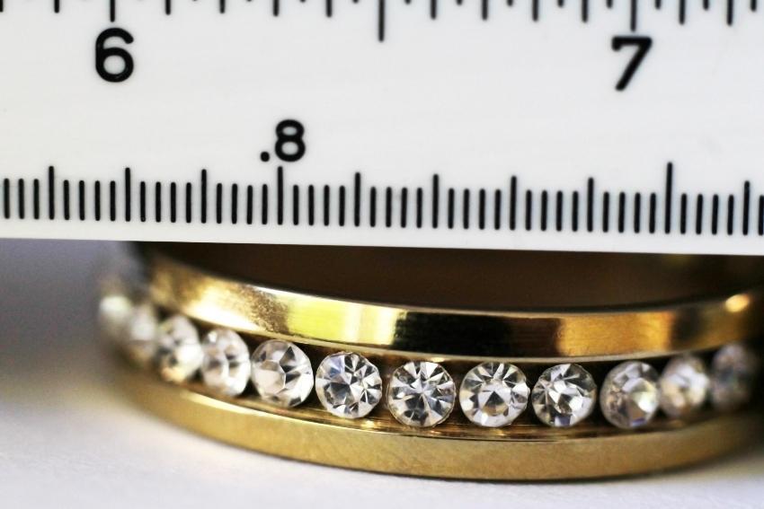 Ring ausmessen