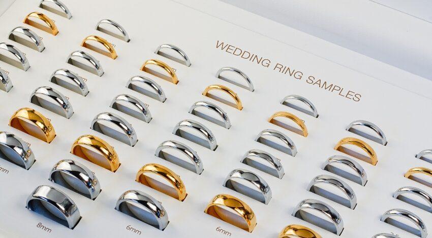 Ringmuster verschiedene Größen
