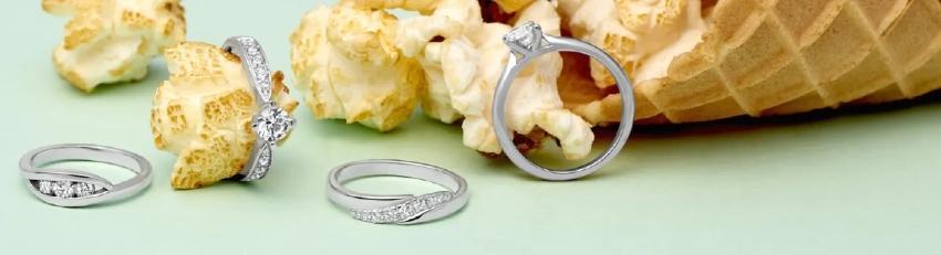 Verlobungsringe aus Silber - günstige Verlobungsringe