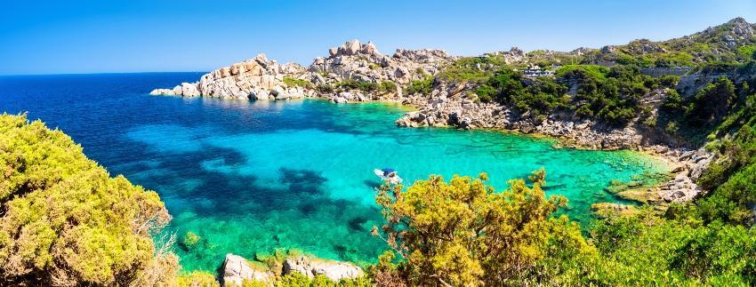 Verlobung in Italien - Sardinien