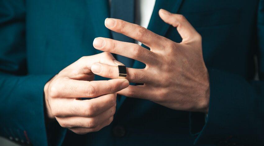 Verlobungsringe für Männer