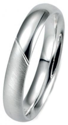 Herrenring in Silber