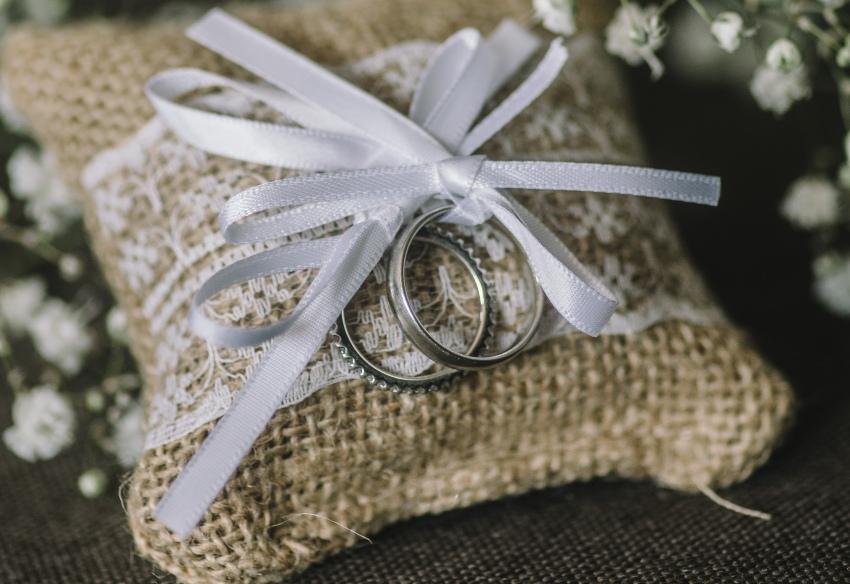 Allianzring - Eheringe in Silber