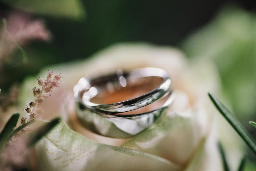 Wunderschöne Hochzeitsringe