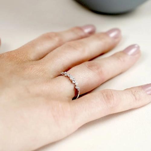 Welche hand deutschland verlobungsring Verlobungsring an